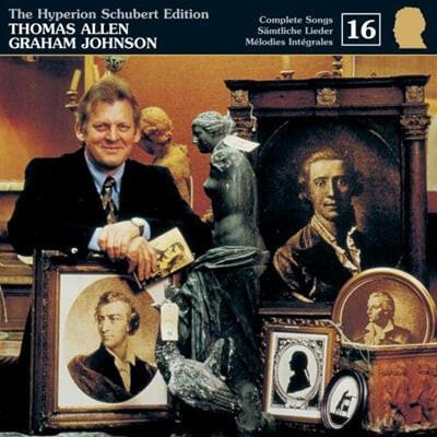 Schubert : Thomas AllenㆍGraham Johnson