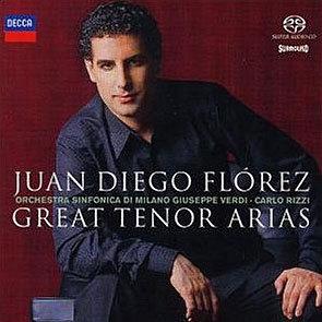 Juan Diego Florez - Great Tenor Arias