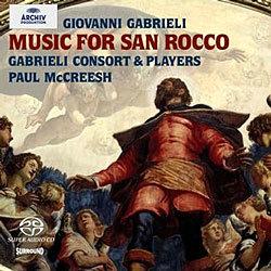 Giovanni Gabrieli : Music for San Rocco : Gabrieli ConsortㆍPaul McCreesh