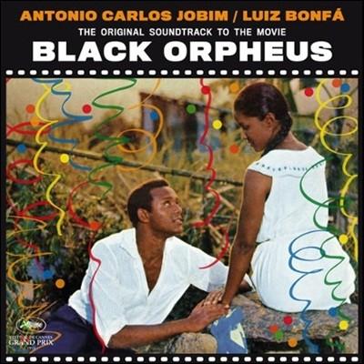 흑인 오르페 영화음악 (Black Orpheus OST by Antonio Carlos Jobim / Luiz Bonfa 안토니오 카를로스 조빔, 루이즈 본파) [LP]