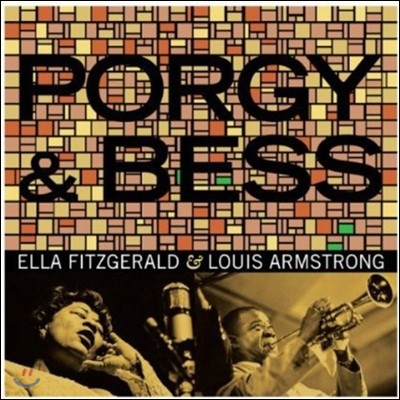 Ella Fitzgerald and Louis Armstrong - Porgy & Bess (Limited Edition)