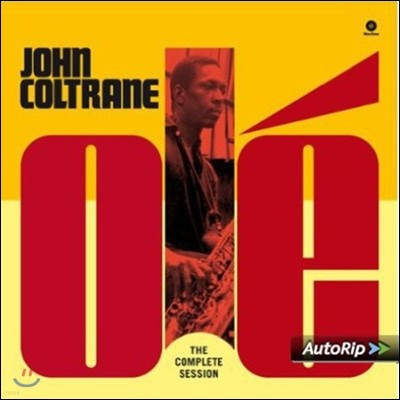 John Coltrane (존 콜트레인) - Ole Coltrane: The Complete Session [180g LP]
