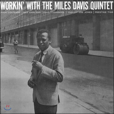 Miles Davis (마일즈 데이비스) - Working with the Miles Davis Quintet [LP]