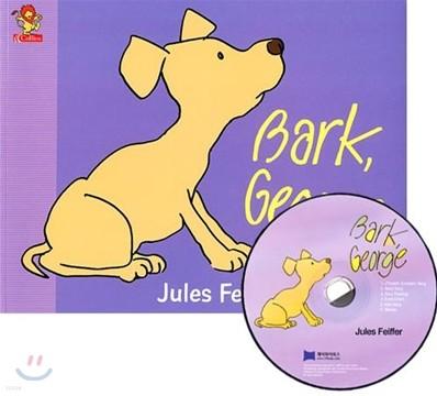 [노부영]Bark, George (원서 & 노부영 부록 CD)