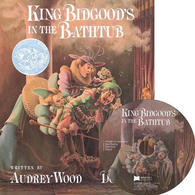 [노부영]King Bidgood's in the Bathtub (Paperback & CD Set)