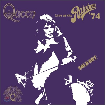 Queen - Live At The Rainbow '74 (퀸 레인보우 라이브)