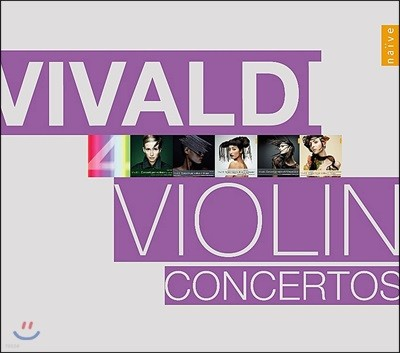 Rinaldo Alessandrini 비발디: 바이올린 협주곡 (Vivaldi: Violin Concertos)