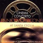 [중고] O.S.T. (Ennio Morricone) / Cinema Concerto : Ennio Morricone At Santa Cecilia