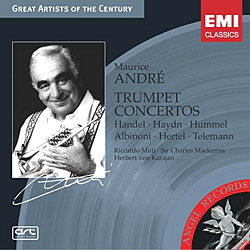Maurice Andre 모리스 앙드레 트럽펫 협주곡 (Trumpet Concertos)