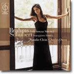 Brahms / Schubert : Cello SonataㆍArpeggione Sonata : Natalie CleinㆍCharles Owen