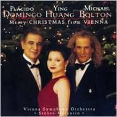 Michael Bolton/Placido Domingo/Ying Huang - Merry Christmas From Vienna