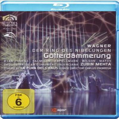 바그너 : 신들의 황혼 (Wagner : Gotterdammerung) (Blu-ray) - Zubin Mehta
