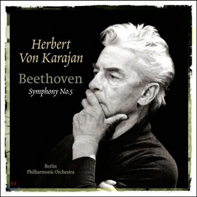 Herbert Von Karajan 베토벤: 교향곡 5번 (Beethoven: Symphony No.5 Op.67) [LP]