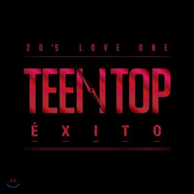 틴탑 (Teen Top) - 미니앨범 : Teen Top Exito