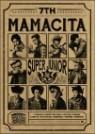 슈퍼 주니어 (Super Junior) 7집 - Mamacita [B Ver.]