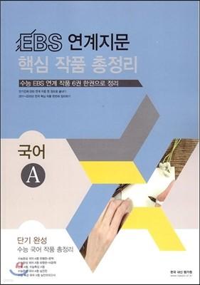 EBS 연계지문 핵심 작품 총정리 국어A (2014년)