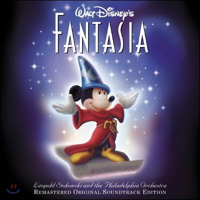 Fantasia (디즈니 애니메이션 판타지아) OST