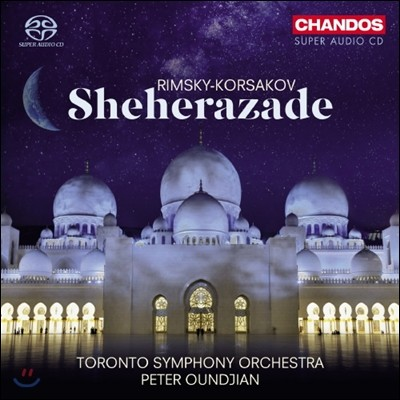 Peter Oundjian 림스키-코르사코프: 세헤라자데 (Rimsky Korsakov: Scheherazade, Op. 35)