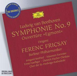 Ferenc Fricsay 베토벤 : 교향곡 9번 - 페렌츠 프릭세이