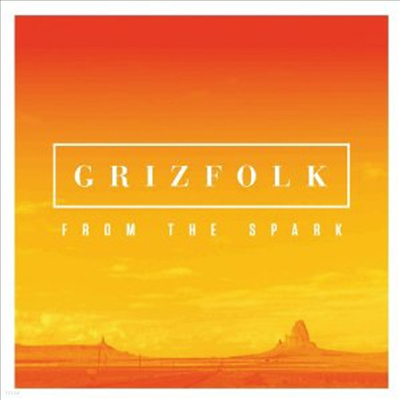Grizfolk - From The Spark (EP)(LP)