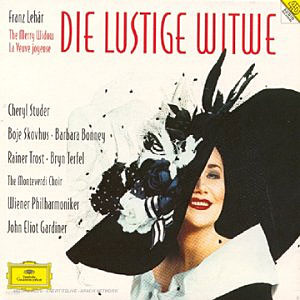 John Eliot Gerdiner 레하르: 유쾌한 미망인 (Lehar : Die Lustige Witwe / The Merry Widow) 존 엘리엇 가디너