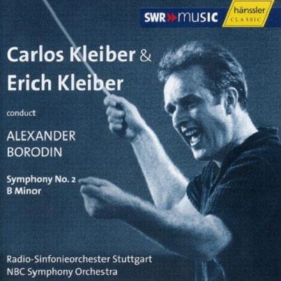 Carlos / Erich kleiber 보로딘: 교향곡 2번 (Alexander borodin: Symphony No.2 B minor)