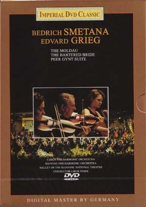 Dedrich Smetana & Edvard Grieg