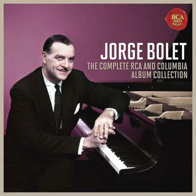 호르헤 볼레 RCA 콜럼비아 녹음 전곡집 (Jorge Bolet - The Complete RCA and Columbia Album Collection)
