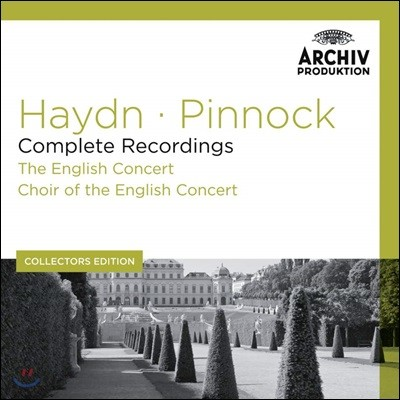 Trevor Pinnock 트레버 피노크가 지휘하는 하이든 녹음 전집 (Haydn Complete Recordings)