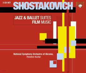 Theodore Kuchar 쇼스타코비치 : 재즈, 발레 모음곡, 영화음악 (Shostakovich : Jazz & Ballet SuitesㆍFilm Music)