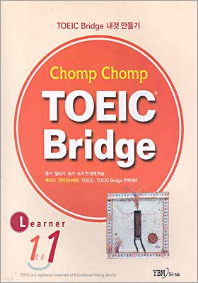 Chomp Chomp TOEIC Bridge LEARNER 11