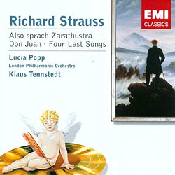 R.슈트라우스 : 차라투스트라ㆍ네개의 마지막 노래 - 텐슈테트, 루치아 폽