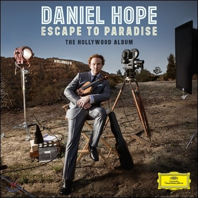 Daniel Hope 다니엘 호프가 연주하는 영화음악 [바이올린 연주집] (Escape To Paradise)