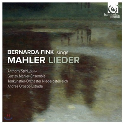 Bernarda Fink 말러: 가곡집 (Bernarda Fink sings Mahler Lieder)