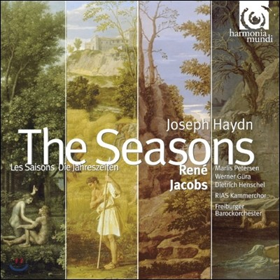 Rene Jacobs 하이든: 사계 (Haydn: The Seasons)