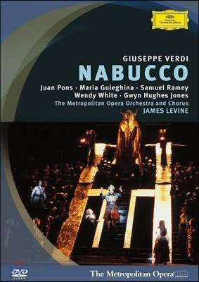James Levine 베르디 : 나부코 (Verdi: Nabucco) - 제임스 레바인