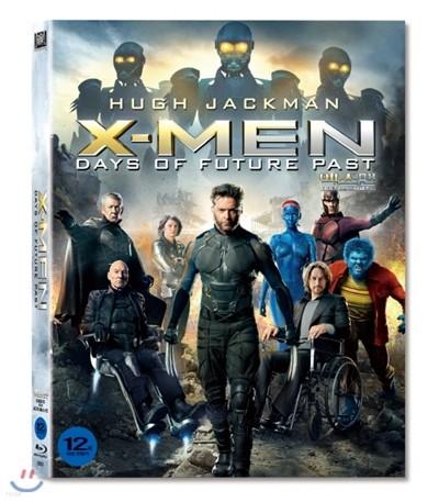 엑스맨 : 데이즈 오브 퓨처 패스트 2D (슬립케이스 한정판) : 블루레이
