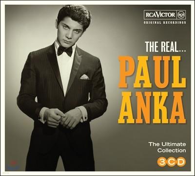Paul Anka - The Ultimate Paul Anka Collection: The Real... Paul Anka