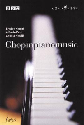 Angela Hewitt / Freddy Kempf 쇼팽: 피아노 연주 모음집 (Chopin : Piano Music)