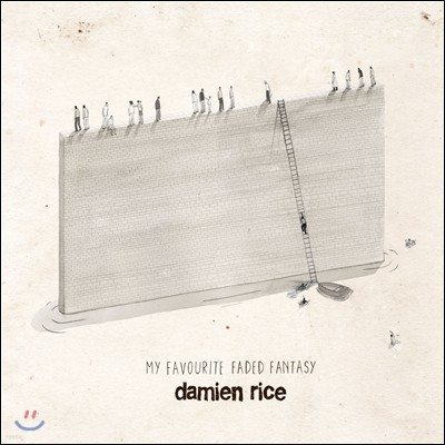Damien Rice - My Favourite Faded Fantasy (데미안 라이스 3집 앨범)
