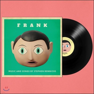 프랭크 영화음악 (Frank OST by Stephen Rennicks)