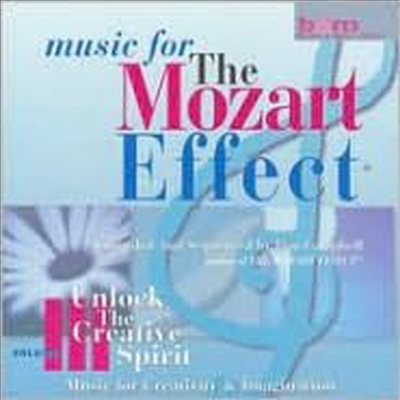 모차르트 효과: 영적인 창조능력의 향상 - 음악 창의력 및 상상력 (Music for the Mozart Effect, Vol. 3: Unlock The Creative Spirit: Music for Creativity & Imagination) - Don Campbell