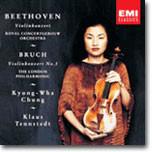 Beethoven & Bruch : Violin Concerto : 정경화ㆍTennstedt