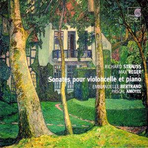 R.슈트라우스 / 레거 : 첼로와 피아노를 위한 소나타