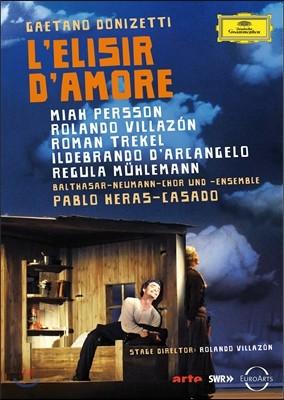 Rolando Villazon 도니제티 : 사랑의 묘약 (Donizetti : L'elisir D'amore) 롤란도 비야손