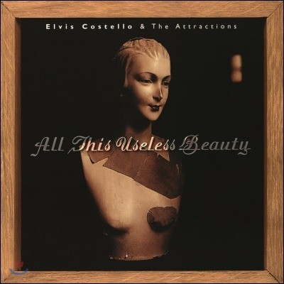 Elvis Costello - All This Useless Beauty 엘비스 코스텔로 정규 17집 [LP]