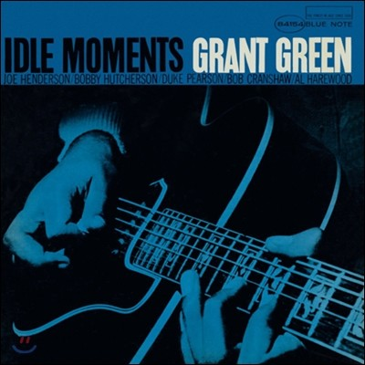 Grant Green - Idle Moments [LP]
