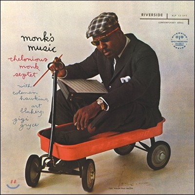 Thelonious Monk Septet (델로니오스 몽크 셉텟) - Monk's Music [LP]