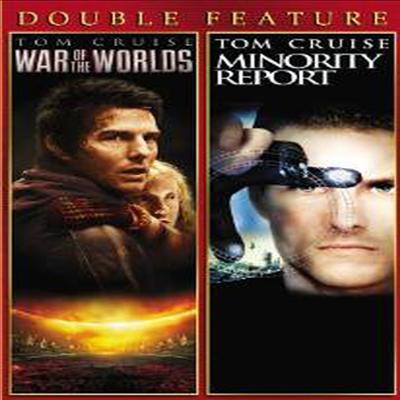 War Of The Worlds / Minority Report (우주전쟁/마이너리티 리포트) (2013)(지역코드1)(한글무자막)(DVD)