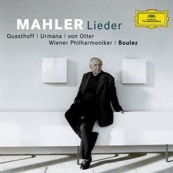 Anne Sofie von Otter / Thomas Quasthoff 말러: 가곡집 (Mahler: Lieder)